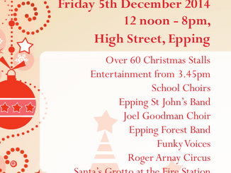 Christmas Market this Friday