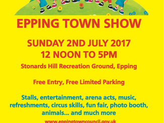 Epping Town Show 2nd July 2017