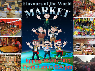 French Market 15th July 2017