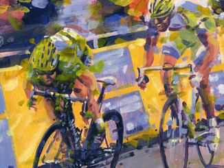 Information about Race Day: Tour de France in Epping 7th July 2014
