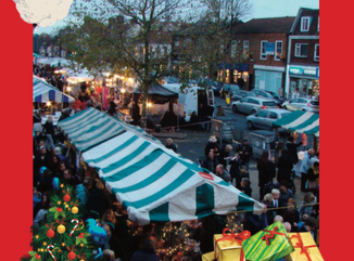 Epping Christmas Market Friday 7th December 2018   12 noon-8pm