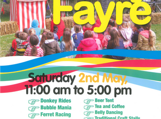 Swaine's Green May Fayre