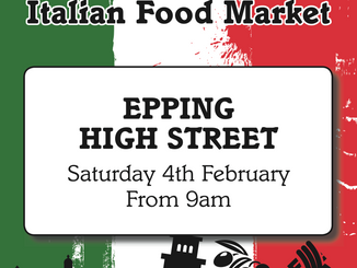 Italian Market Epping High Street Saturday 4th February 2017 from 9am