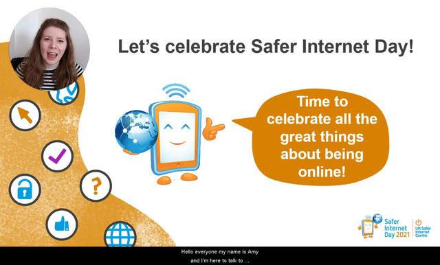 Safer Internet Day Competition KS2