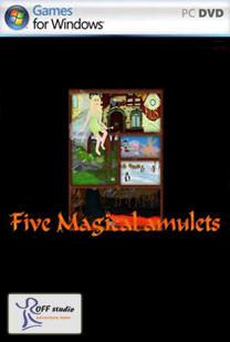 Five Magical Amulets - Sound Designer