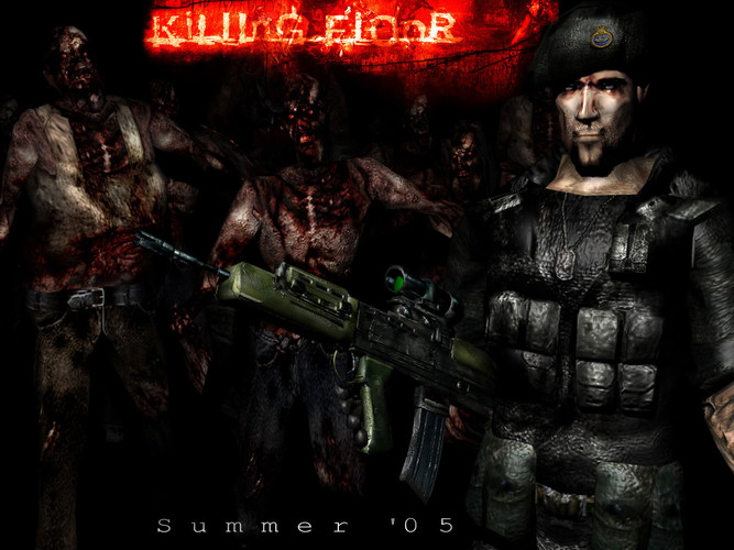 Killing Floor Unreal Tournament mod- Co-Composer
