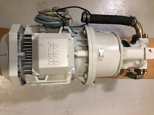 Pump med motor