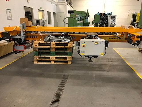 Travers 1,5 ton
