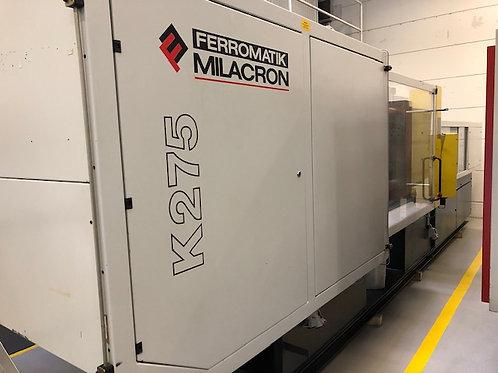 Ferromatik Milacron 275 ton