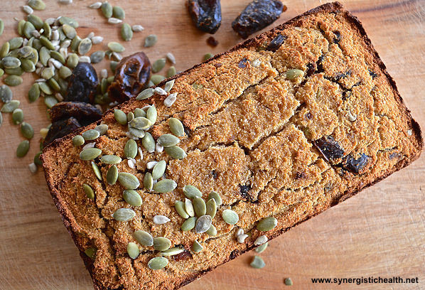 Gluten Free Date and Banana Bread