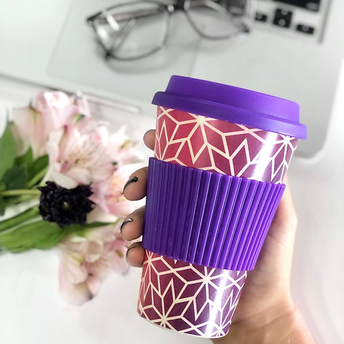 LUVIN LIFE Bamboo Travel Cup - 430ml
