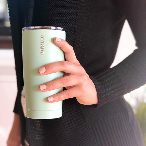 EVER ECO Insulated Tumbler Brushed Sage