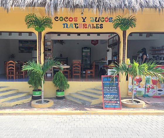 Where To Find The Best Juice & Smoothies in Mazunte & San Agustinillo