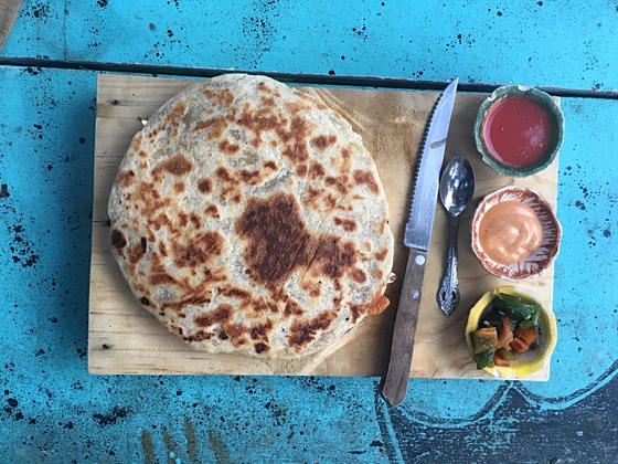 La Cevichela: Home Of The Most Delicious Tortilla in Mazunte