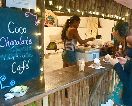 Mazunte's Two Best Ice Cream Shops For Filling You Up & Cooling You Down