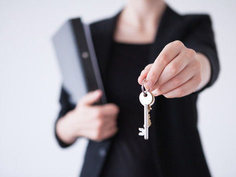 Avoid dramas with a professional property manager