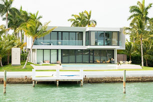 HOUSE ON INTRACOASTAL