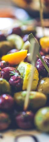 Aperitivo de oliva