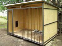 Вольер для собаки - дом для друга!