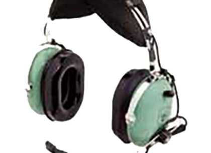 David Clark H10-76 Headset-Mic Passive noise-attenuating