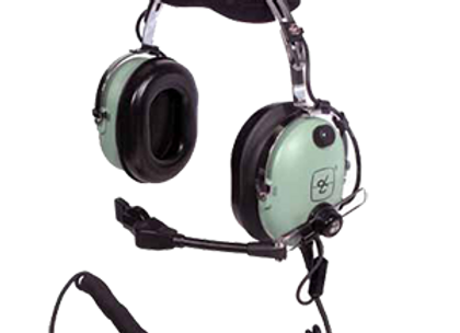 David Clark H10-76XL Electronic noise-cancelling headset