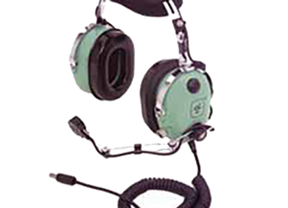David Clark H10-66 High/low impedance selectable headset