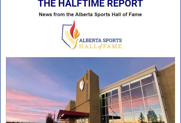 The Halftime Report Vol. 1