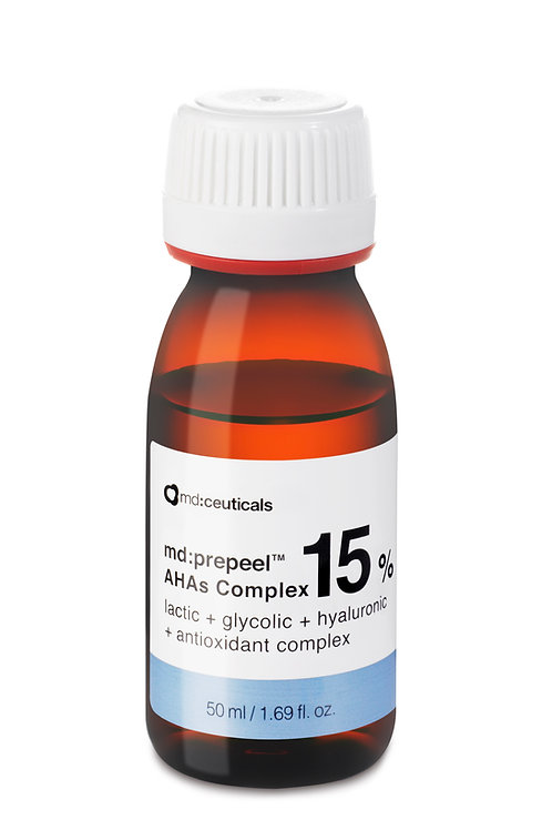 Pre peel AHA complex 15%