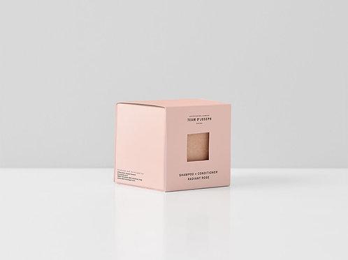 Zero Waste Shampoo + Conditioner
