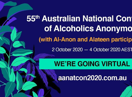 """CONGRATULATIONS TOOWOOMBA ON THE FIRST EVER """"VIRTUAL"""" NATIONAL CONVENTION"""
