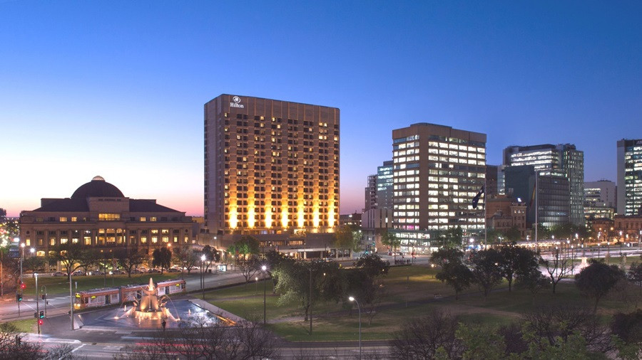 Hilton Hotel Adelaide