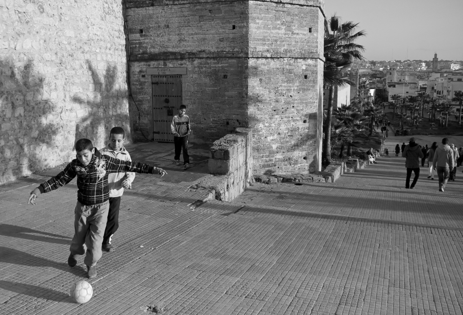 Rabat Oudayas - Maroc