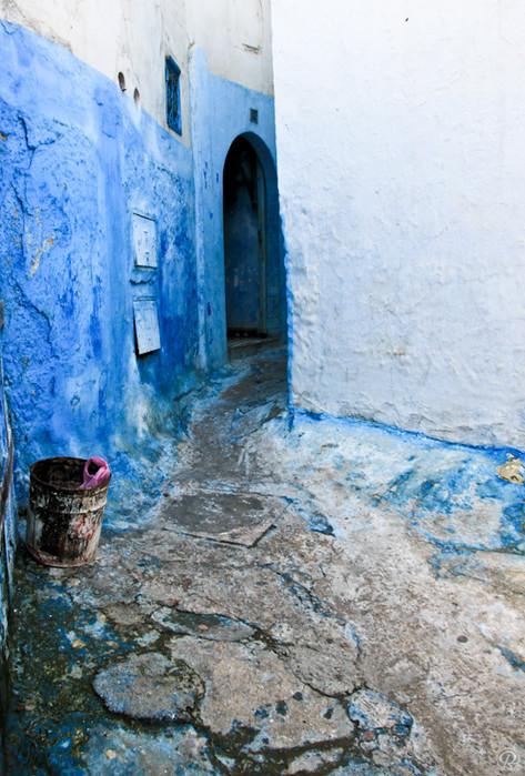BLUE OUDAYA