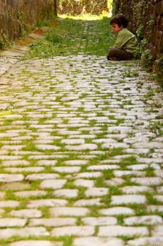 Verts les pavés de Douarnez