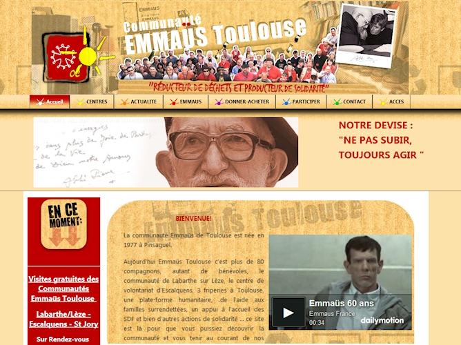 Emmaüs Haute Garonne