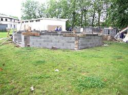Kiosque cugnaux Construction3