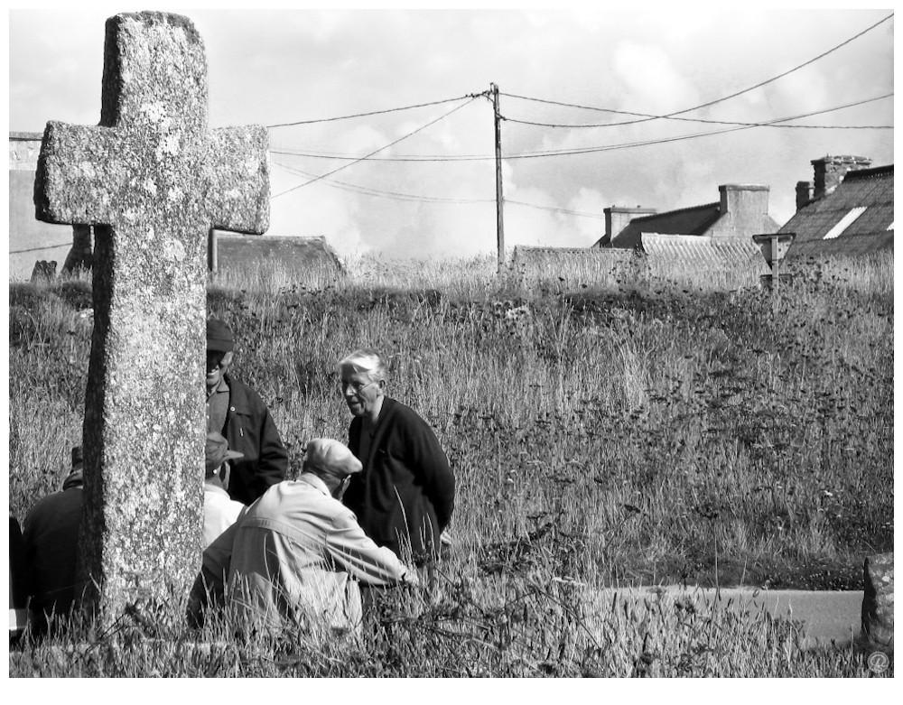 Les vieux de St Samson - Bretagne