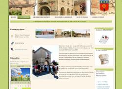 Commune Cahuzac-sur-vere