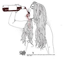 lourd de vin