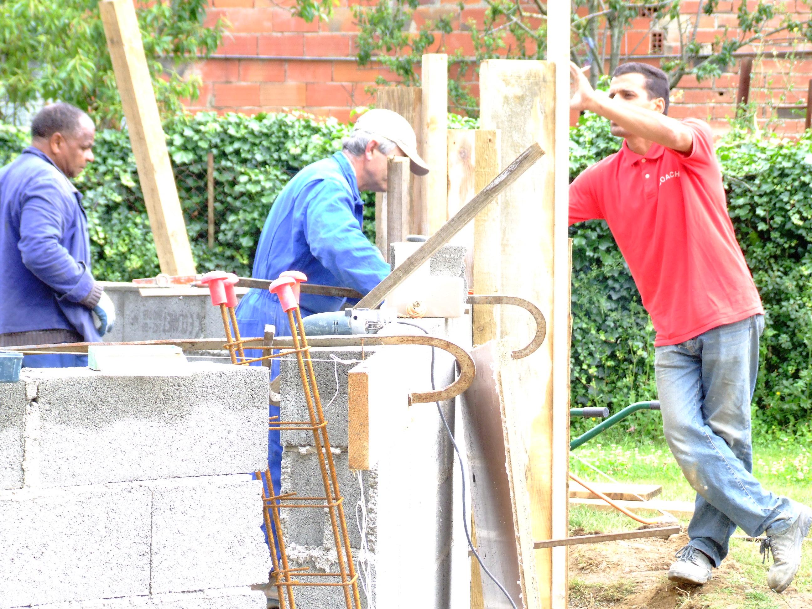 Kiosque cugnaux ConstructionDSCF0587