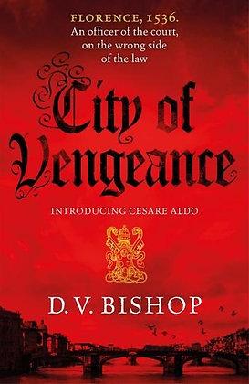 City of Vengeance - D V Bishop