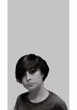 retrato portrait ilustración