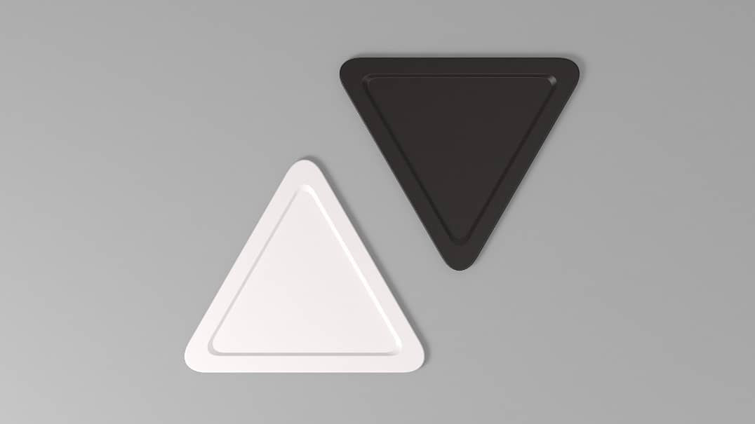Platos triangulares