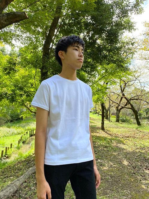 至高の白Tシャツ