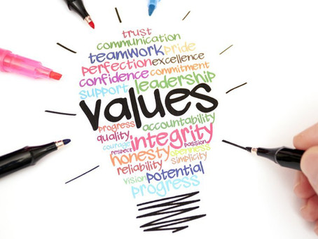 Why are values so important?