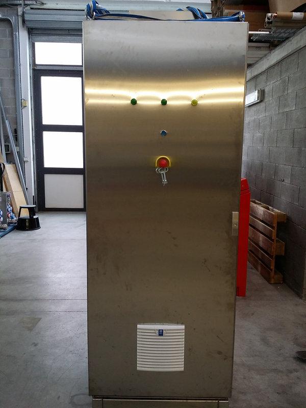 S.A. Fire Protection - Quadro e pulpiti