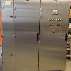 PES Quadropompe in acciao Inox Aisi 316Lper stabilimento ENEL loc. Bagnore