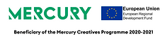 Mercury Creatives Beneficiary Banner - W