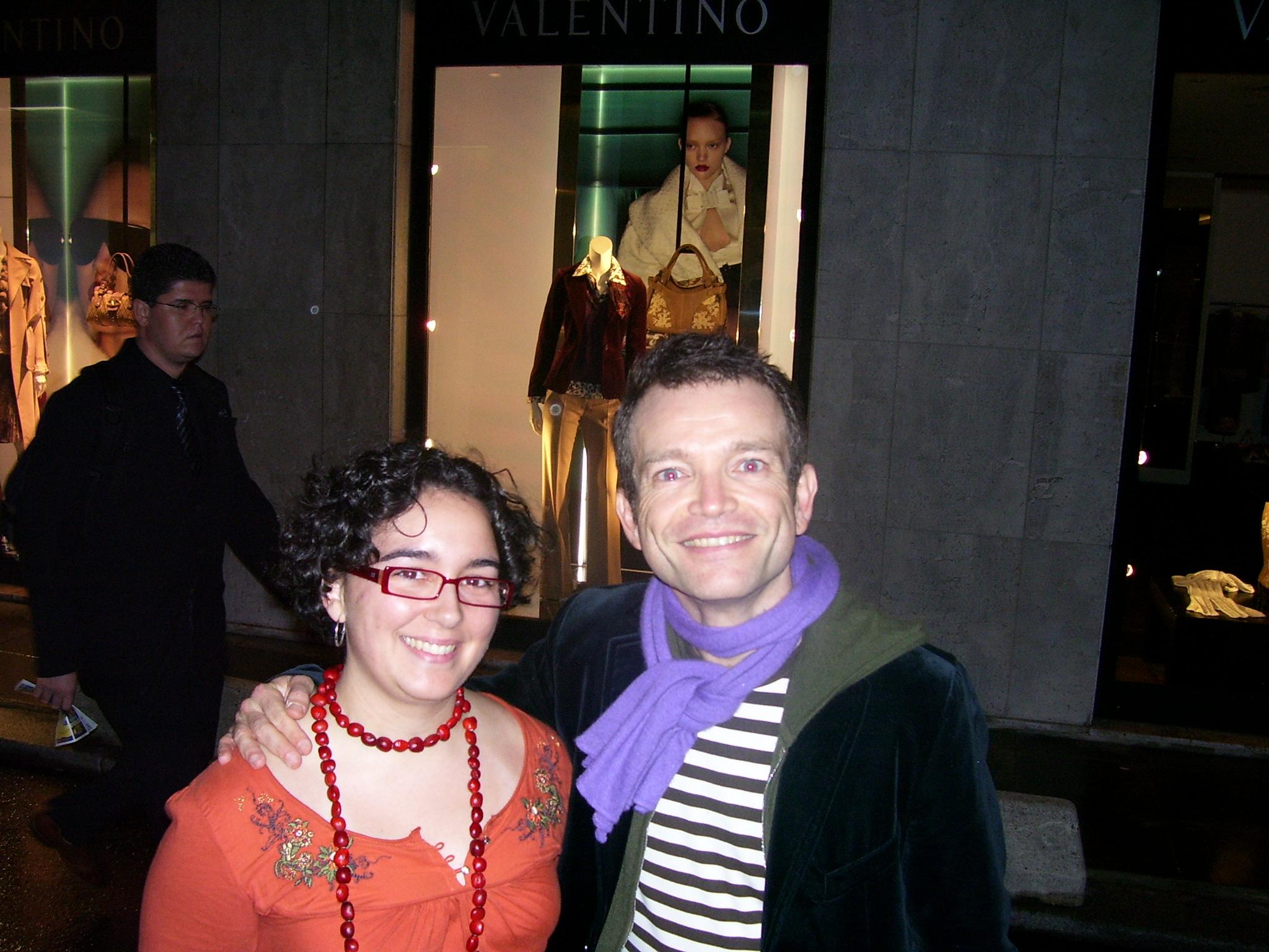 Con Christophe Rousset