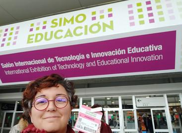 UkeVega en SIMO EDU 2019